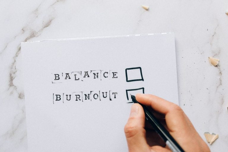 Surviving burnout and 11 good habits to embrace…